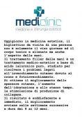 Mesoterapia (rivitalizzazione del viso, collo, decoltè, mani) - Foto del prima - Dott. Salvatore Scandura M.D.