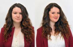 Permanentní make-up - fotka před