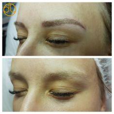 Makijaż permanentny - Makijaż permanentny - brwi