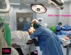 Implante capilar - Foto Antes de - Medicalesthetic: Medicina y Cirugia estetica
