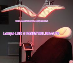 Photomodulation par GentleWaves LED – traitement de la peau  - Cliché avant - Dr AMAT - ????Greffe FUE 2.0 Medic Xpert