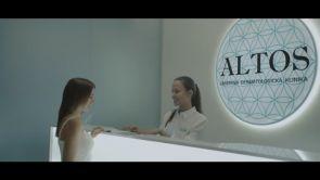 Klienti pred a po v Klinice Altos