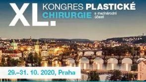 Pozvánka na XL. Kongres plastické chirurgie & Motiva workshop s mezinárodní účastí