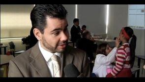 Entrevista con el Dr. Morales sobre el tratamiento del labio y paladar hendidio para Milenio TV