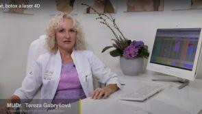 Proměna paní Hanky na Klinice YES VISAGE - výplně, botulotoxin a laser 4D