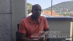 Behandlung des Haarausfalls bei proaesthetic