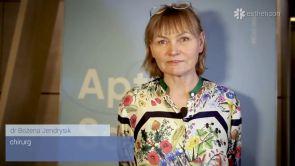 Doświadczenia z nićmi APTOS - dr Bożena Jendrysik