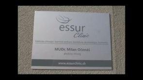 Prehliadka Essur Clinic