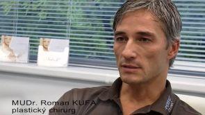 Hanka Kynychová - Mamologické vyšetření a výměna starších implantátů