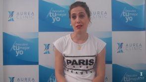 Testimonio Sandra Sousa Rinoplastia en Aurea Clinic