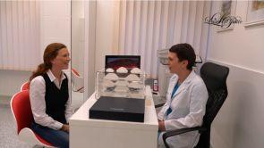 Zvětšení prsou pomocí implantátů Mentor Díl I.