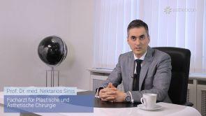 Pektorale Implantate für Männer