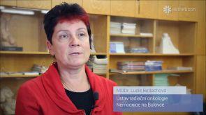 Zvýšené riziko vzniku karcinomu u nosičů mutace BRCA1, BRCA2