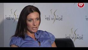 Alice Bendová a Simona Krainová v salonu YES VISAGE