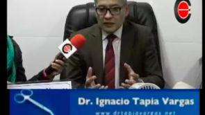 Dr. Tapia Vargas sobre la rinoplastia estructural estética y funcional