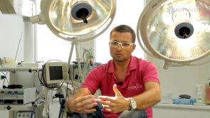 Výběr operatéra a průběh operace očních víček