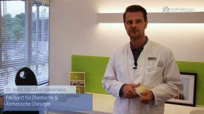 Verwenden Sie oft Polyurethan beschichtete Implantate und welche Vorteile sehen Sie?