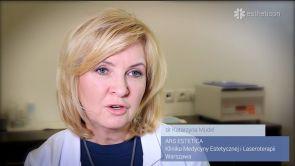 Efekty zabiegu powiększania ust kwasem hialuronowym