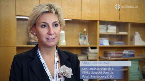 Důvod odebrání prsních žláz u BRCA 1 a BRCA 2 pozitivních pacientek