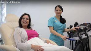 Anticelulitidní péče s TriActive