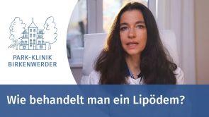 Behandlung des Lipödems in Berlin