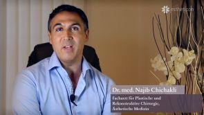 Lidstraffung bei Herrn Dr. Najib Chichakli