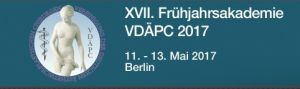 XVII. Frühjahrsakademie VDÄPC 2017