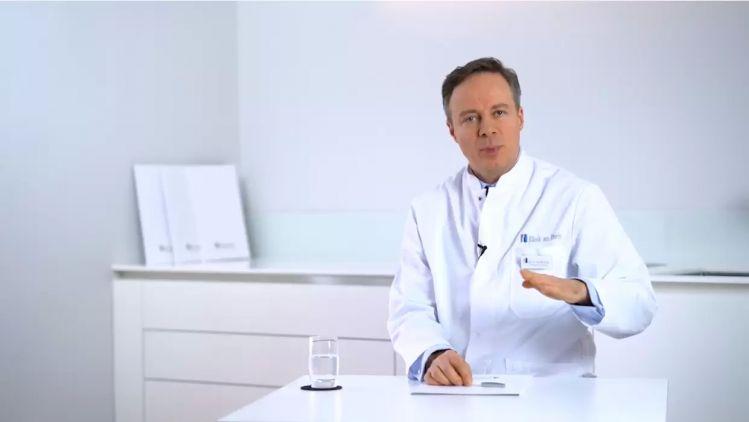 Schmerzfreies Facelift in der Klinik am Rhein