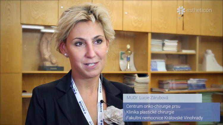 Mammologické vyšetření prsů po zvětšení implantáty