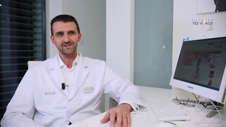 Plastika břicha na Klinice YES VISAGE- Abdominoplastika paní Henrieta