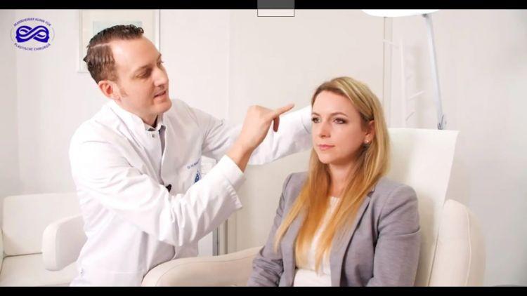 Botox - Ablauf einer Behandlung