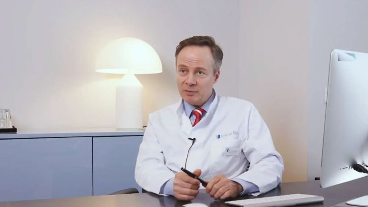 Vita-Video von Dr. Holger Hofheinz