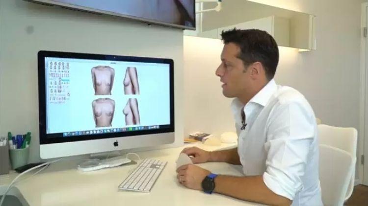 Bruststraffung bei einem erfahrenen Plastischen Chirurgen