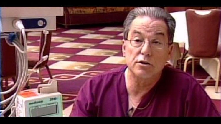 Dr Friedberg on CBC13 News