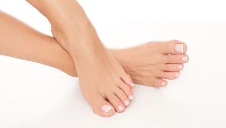 Bolesti nohou způsobené úbytkem tukového polštáře na chodidle
