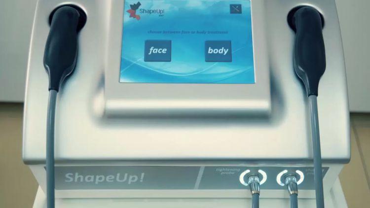Bezbolestná liposukce a revoluční omlazení? Ano, díky přístroji ShapeUp