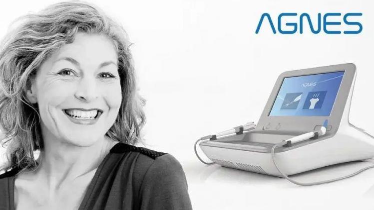 Agnes®, hochwirksames Radiofrequenz-Microneedling