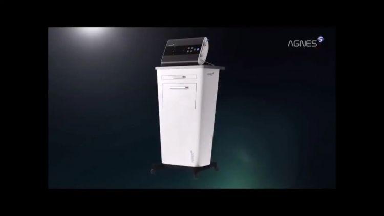 AGNES® - monopolares Radiofrequenz-Microneedling
