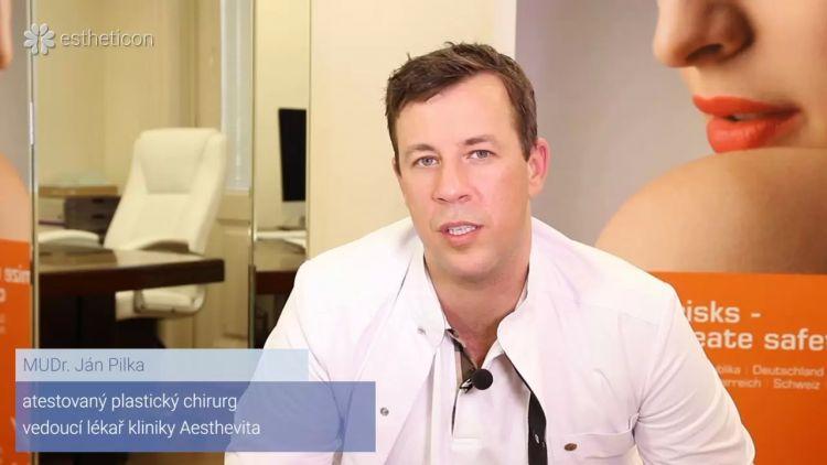 Autoaugmentace: modelace prsů s doplněním objemu vlastní tkání