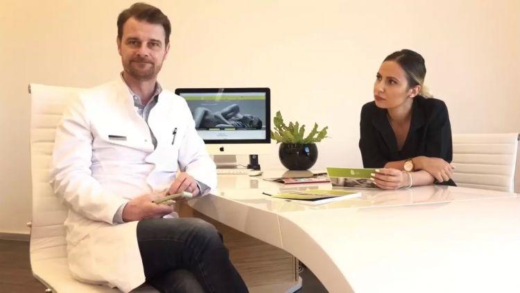 Bruststraffung ohne OP bei Dr. Claudius Kässmann