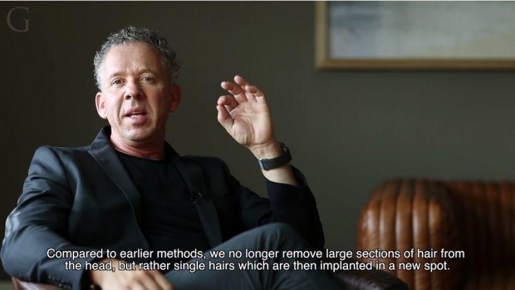 Haartransplantation   Hair Transplantation