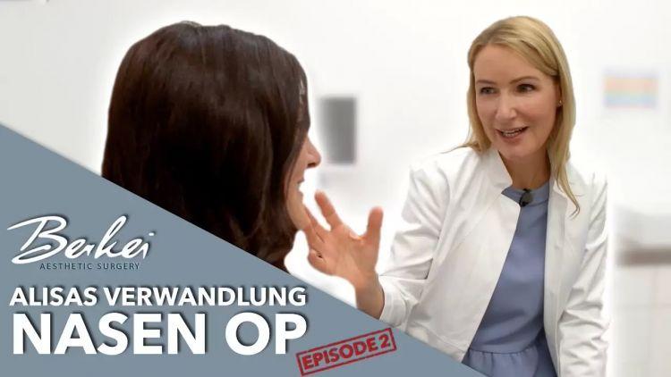 Nasen-OP bei Dr. Berkei: Atmungsstörungen sind weg!